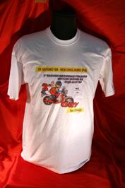 maglietta personalizzata per raduno