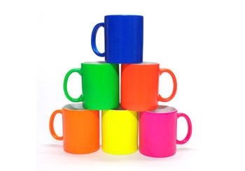 tazze colorate