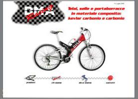 creazione siti web - sito produttore bici