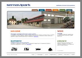 creazione siti web - sito rimessaggio