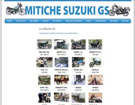 sito suzuki gs